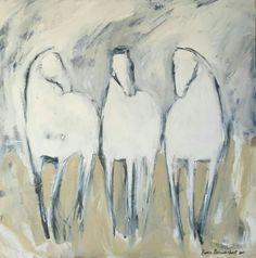 Art For Art Sake, Equine Art, Horse Art, Animal Paintings, Art Techniques, Painting Inspiration, Abstract Art, Abstract Horse Painting, Art Lessons