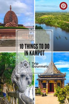 Read in this ultimate guide about the 10 best things you can do in and around Kampot (Cambodia)