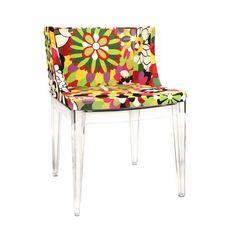 Happy Flora Accent Chair | dotandbo.com #DotandBoAutumn