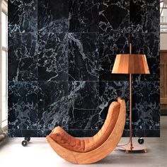 Piet Hein Eek extends wallpaper range for NLXL with brick and marble graphics.
