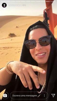 Daddy Yankee in Sahara Desert Morocco  #daddyyankee #dy #thebigboss