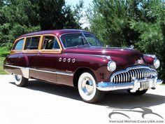1949 Buick Roadmaster Beautiful..........