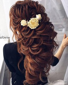 100 Wedding Hairstyles from Nadi Gerber You'll Want To Steal | Hi Miss Puff - Part 16