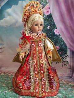 Барышня-боярышня / Другие коллекционные куклы / Бэйбики. Куклы фото. Одежда для…