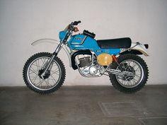 KTM 250 GS6 1977