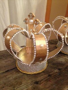 Birthday diy crown kids 32 Ideas for 2019 Shower Party, Baby Shower Parties, Baby Boy Shower, Crown Centerpiece, Diy Centerpieces, Baby Shower Princess, Princess Birthday, Princess Theme, Princesse Party