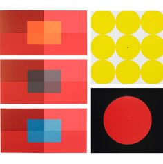 Josef Albers The Interaction of Color