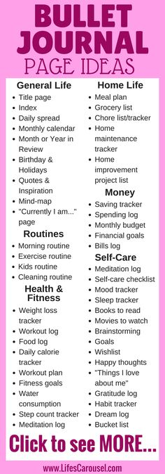 Bullet Journal Page Ideas - The Ultimate List of Bujo Page Ideas Over 75 Bullet Journal Page Ideas! Stuck for what to put in your bujo? This MASSIVE list of bujo page ideas will help you find spreads, trackers, and more! Bullet Journal Décoration, Bullet Journal Banners, Bullet Journal For Beginners, Bullet Journal Spread, My Journal, Journal List, Bullet Journal For School, Bullet Journal Layout Ideas, How To Start A Bullet Journal