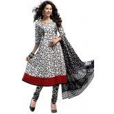 Diagram Attractive Multi Color Printed Salwar Suit