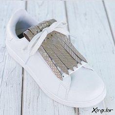 59f491514703 Oferta  12.95€. Comprar Ofertas de Flecos zapatillas Serpiente Dorada  barato. ¡Mira