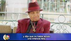 TBT La Entrevista De Mariasela Al Padre De Michael Jackson Sobre Porque Lo Golpeaba Tanto #Video
