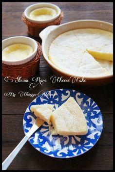 [簡単!混ぜてフライパンで20分蒸すだけ!] とろける♪生チーズケーキ | 珍獣ママ オフィシャルブログ「珍獣ママのごはん。」Powered by Ameba