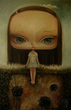 Surreal Portraits by Paulina Góra