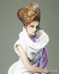 Extravagant up do | Chie Sato Picture Three