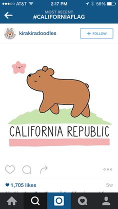 Bear Flag Republic Map