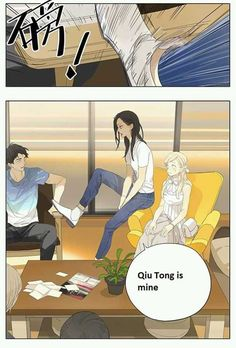 Tamen De Gushi Page 7 - Mangago Manga Anime, Yuri Anime, Cute Lesbian Couples, Anime Couples, Manhwa, Citrus Manga, Tan Jiu, Avatar Funny, Friend Anime