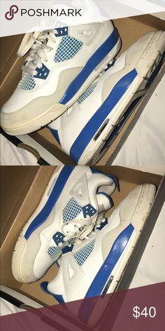 34fb3546a3d Jordan 4s Sz6y No Longer Wear Them Jordan Shoes Sneakers Kids Jordans