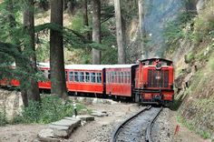 In 2007 the Kalka to Shimla train route was included in the UNESCO list of World Heritage Sites. Other Mountain Railways of India tracks and routes were also inducted into this prestigious list.