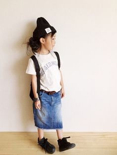 miyuuu. RUGGEDWORKSのTシャツ/カットソーを使ったコーディネート - WEAR