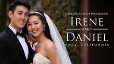 On October 25, 2015, Irene & Daniel became husband and wife.  They chose to have their wedding at the Brea Community Center located in Brea, California.  The day started with Irene getting ready at her house.  Irene wore a beautiful strapless white dress, and her bridesmaids complimented her by wearing long blush dresses.  They held their ceremony outside, where their friends and family witnessed them becoming husband and wife.  The reception followed in the evening in the main ballroom…