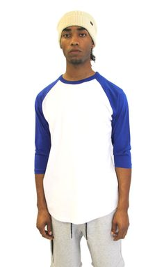 96eea29bba6b 10 Best Rich Cotton | Raglan 3/4 Sleeves Baseball T-shirt images in ...