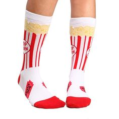 908dbbd09b1 Now this is how you dress for a movie Silly Socks