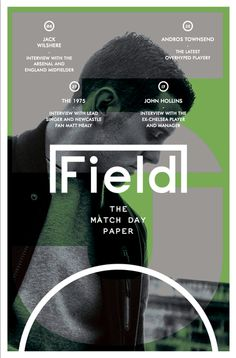 Field The Matchday Paper, 11 May 2013, #5 on Magpile