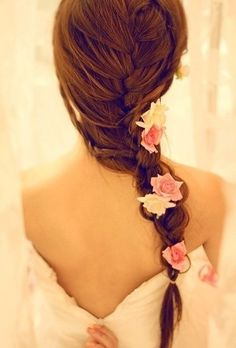 French Fishtail Braid for Wedding – A Romantic Wedding Hairstyle | Hairstyles Weekly