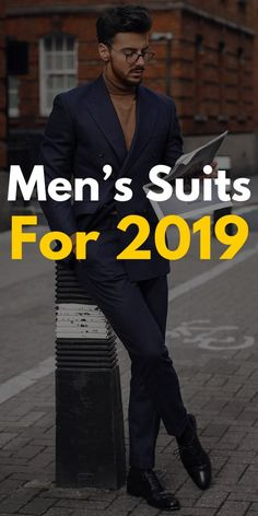 15 Suit Styles To Update Look From Ordinary To Extraordinary Mens Fashion Trends 2019, Trendy Mens Fashion, Mens Fashion Blog, Fashion Moda, Suit Fashion, Fashion Tips, Modern Gentleman, Mens Style Guide, Dapper Men