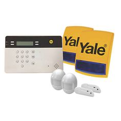 Order online at Screwfix.com. Wireless house alarm that alerts by telephone when triggered. Stores up to three telephone numbers and will call/SMS them in a specific sequence. The system can also be remotely activated/deactivated using SMS text messages. Features a digital display that can be tailored to individual requirements. The ability to arm parts of the property whilst disarming others and the length of entry/exit can be customised to meet specific needs. Supplied with b...