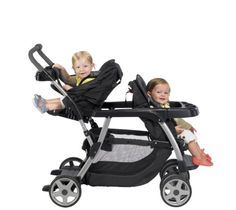 Buy New: $180.00 - Baby Care Stroller Store (USA): Baby Product: Graco Ready2Grow Stand and Ride Stroller, Metropolis