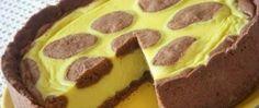 Tvarohový dort ŽIRAFA
