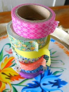 Washi Tape - photo by Hipaholic
