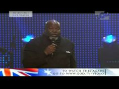 Bishop TD Jakes, Leave This Situation Alone  PlaneteShakers Conference    http://wordofyeshua.eu