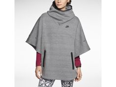 Nike Tech Fleece Women's Poncho - $130