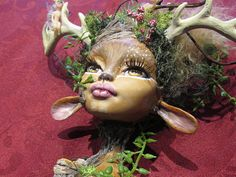 Freya Spriggan Guardian of the Forest Folk Fairy Monster