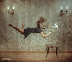 Up above the world you fly, like a tea tray in the sky. by Rami Bittar, via 500px.