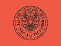 The Spirit And The Church (Main Logo)