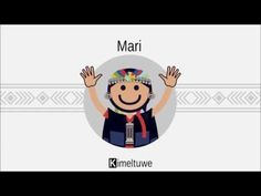 Rakiaiñ. Canción de los números en Mapuzungun - YouTube