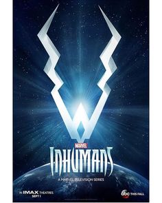 First teaserposter for the Inhumans series. @pathe please screen some episodes in @imax.movies like they do in the States. We'll definitely come and will bring some of our (cosplayhint) friends with us. :) @gertjanvanoosten we assume you wouldn't mind joining us. Nice item for Geekers Op Je Speakers.  #marvel #Inhumans #pathe #abc #series #blackbolt #karnak #auran #chrystal #triton #gorgon #mcu #marvelfan #marvelcomics #comis #comic #abcstudios #inhumanroyalfamily #triton #shield…