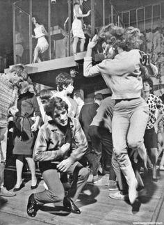retro dance boogie woogie madness