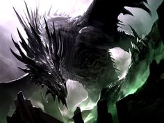 coolpictures Awesome Dragon Cool HD Wallpaper For Desktop