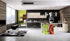 barhocker design ausgefallen farbig teppich sessel