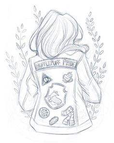 Working on an idea that I had today for some HP prints that I want to do for this year's conventions. Starting with my fave . . . . . . #art #harrypotter #hufflepuff #hufflepuffpride #hufflepuffhouse #hufflepuffaesthetic #illustration #ipad...