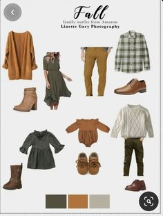 Fall Family Picture Outfits, Family Portrait Outfits, Fall Family Portraits, Fall Family Pictures, Family Pics, Bild Outfits, Clothing Photography, Family Photography Outfits, Family Photo Sessions