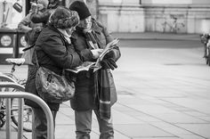 over there Vienna, Winter Jackets, Street, Fashion, Moda, Winter Vest Outfits, La Mode, Roads, Fasion