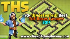 50+ [Undefeated] Best TH4 and Th5 Bases Layouts 2017  #TH5BASES #COCBASES #COCBASESLAYOUTS #COCLOVERS #COCLAYOUTS #BESTTH5BASES #TH5FARMINGBASES #TH5WARBASE