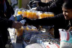Goya Foods dona 30,000 libras de alimentos a víctimas del terremoto en el Ecuador
