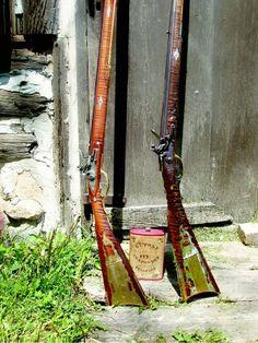 Finished Rifles