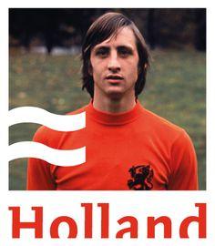 Johan Cruijff, The new Holland.